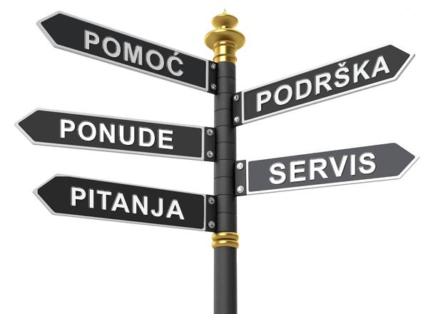 Katalog propisa 2016 - Korisnički servis - prodaja, korisnička i tehnička podrška
