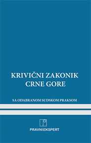 Krivični zakonik Crne Gore