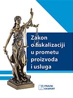 Zakon o fiskalizaciji u prometu proizvoda i usluga