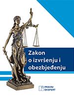 Zakon o izvršenju i obezbjeđenju