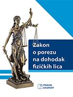 Zakon o porezu na dohodak fizičkih lica