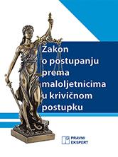 Zakon o postupanju prema maloljetnicima u krivičnom postupku