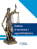 Zakon o turizmu i ugostiteljstvu