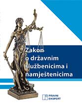 Zakon o državnim službenicima i namještenicima
