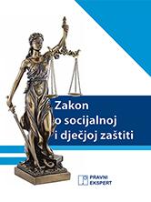 Zakon o socijalnoj i dječjoj zaštiti