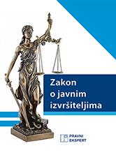 Zakon o javnim izvršiteljima