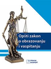 Opšti zakon o obrazovanju i vaspitanju