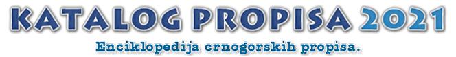 Logo Katalog propisa 2019