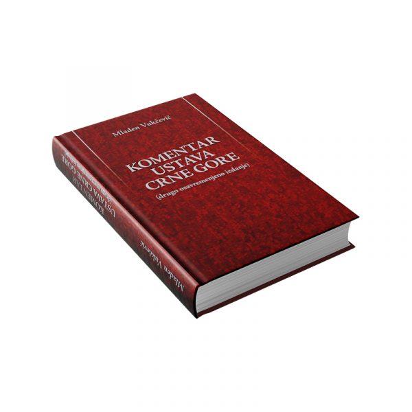 Komentar Ustava Crne Gore - Slika je ilustrativnog karaktera