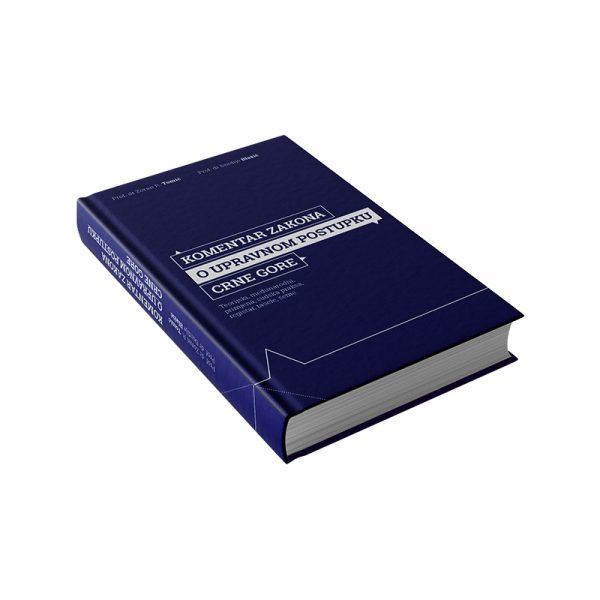 Komentar Zakona o upravnom postupku - Slika je ilustrativnog karaktera
