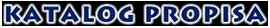 Katalog Propisa 2021 Logo